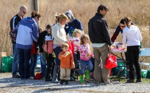 Earth Day at Eagle Marsh